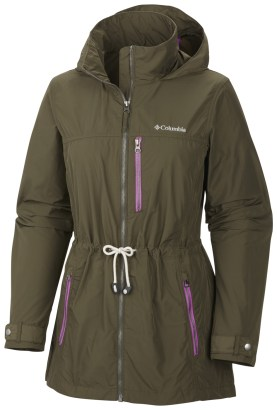 Columbia Women's Suburbanizer Rain Jacket