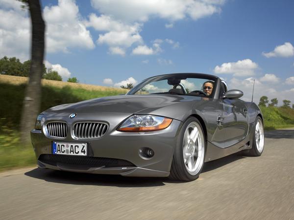 BMW Z4 2003-2009
