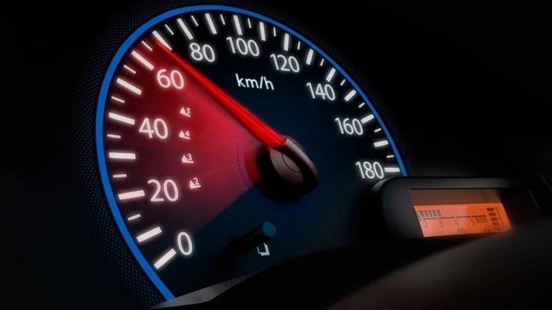 licznik prędkości