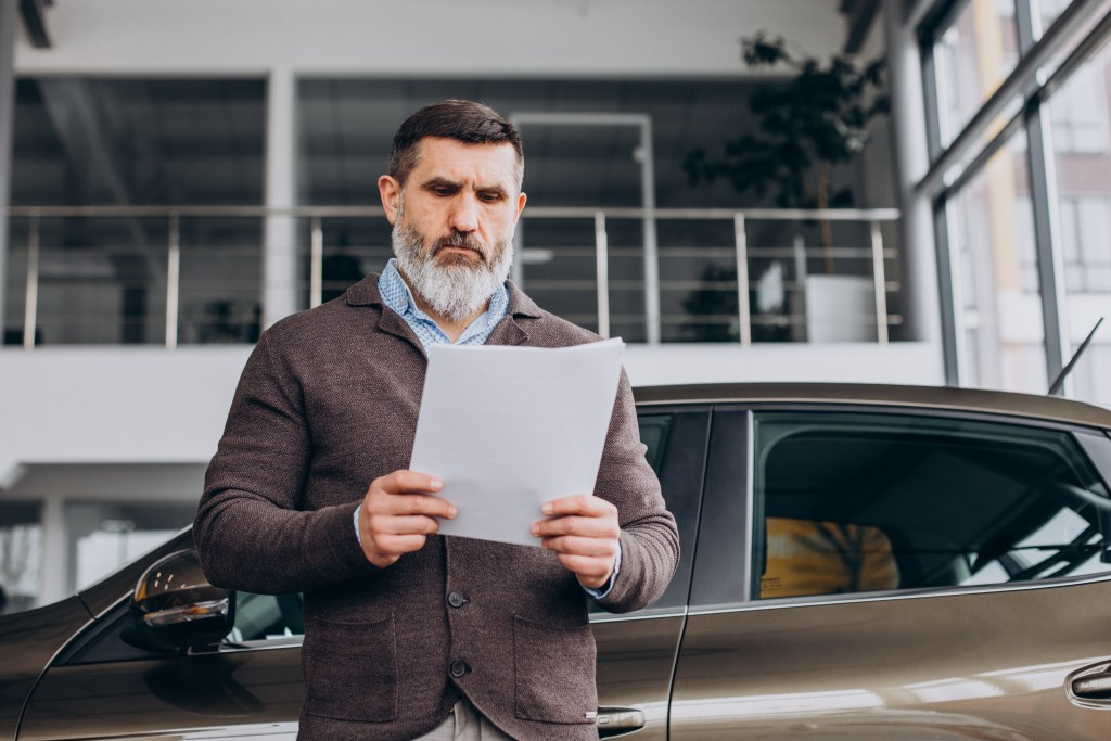 Jak sprzedać auto: formalności