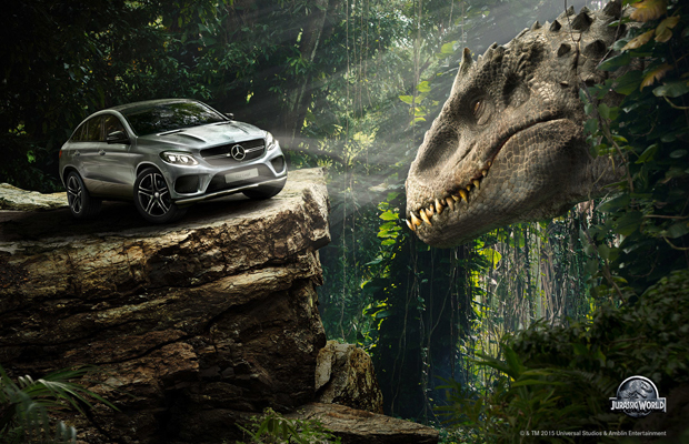MercedesJurassicWorld