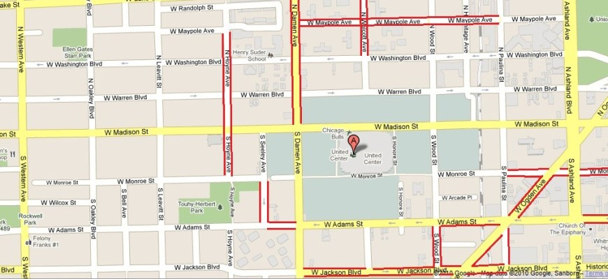 Hotels Near United Center Chicago With Free Parking