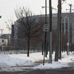 united center parking corner wolcott and washington
