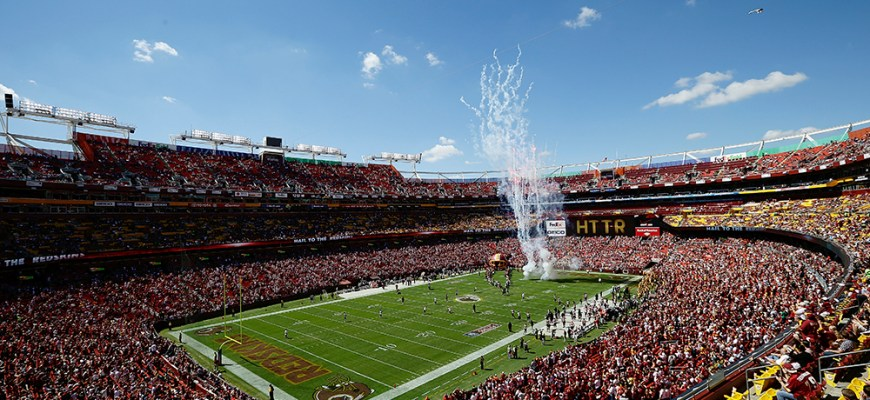 FedEx Field parking