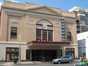 lincoln theatre parking