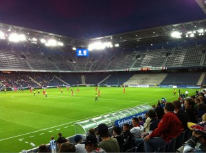 red bull arena parking