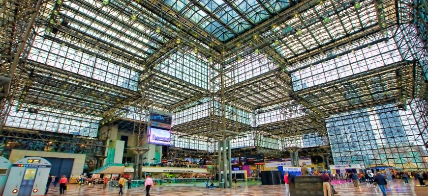 Javits Center parking