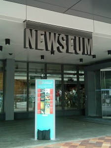 newseum parking