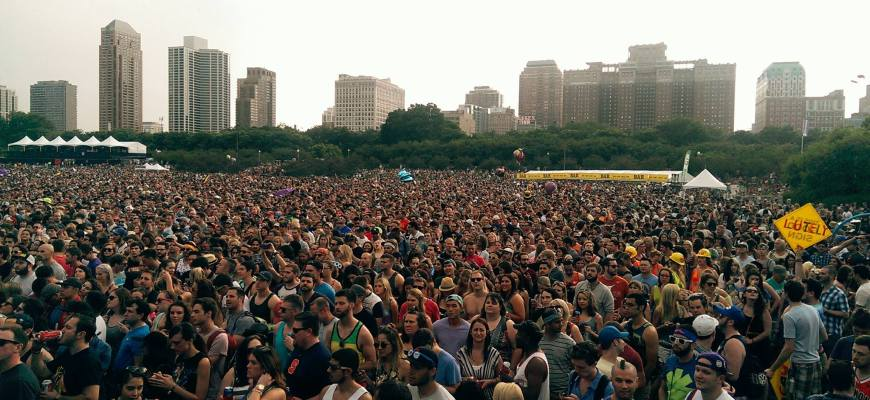 5 Ways to Hack Lollapalooza 2015 | Reserve Parking With SpotHero