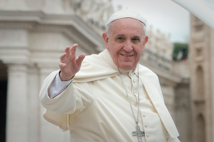 Pope Francis DC Visit: Parking, Street Closures, Schedule