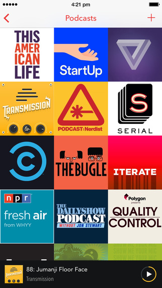 15 Best Apps for Commuters Who Drive - Pocket Casts