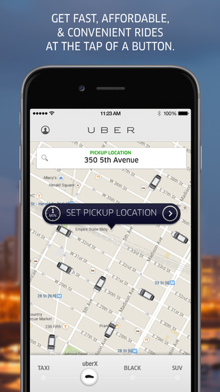 15 Best Apps for Commuters Who Drive - Uber