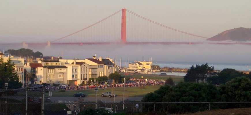 San Francisco Nike Women's Half Marathon Guide