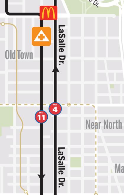 Chicago Marathon Spectators Guide