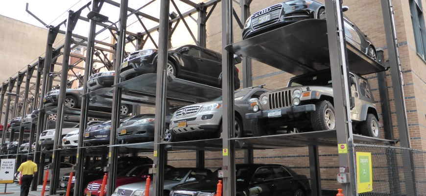 Parking in New York