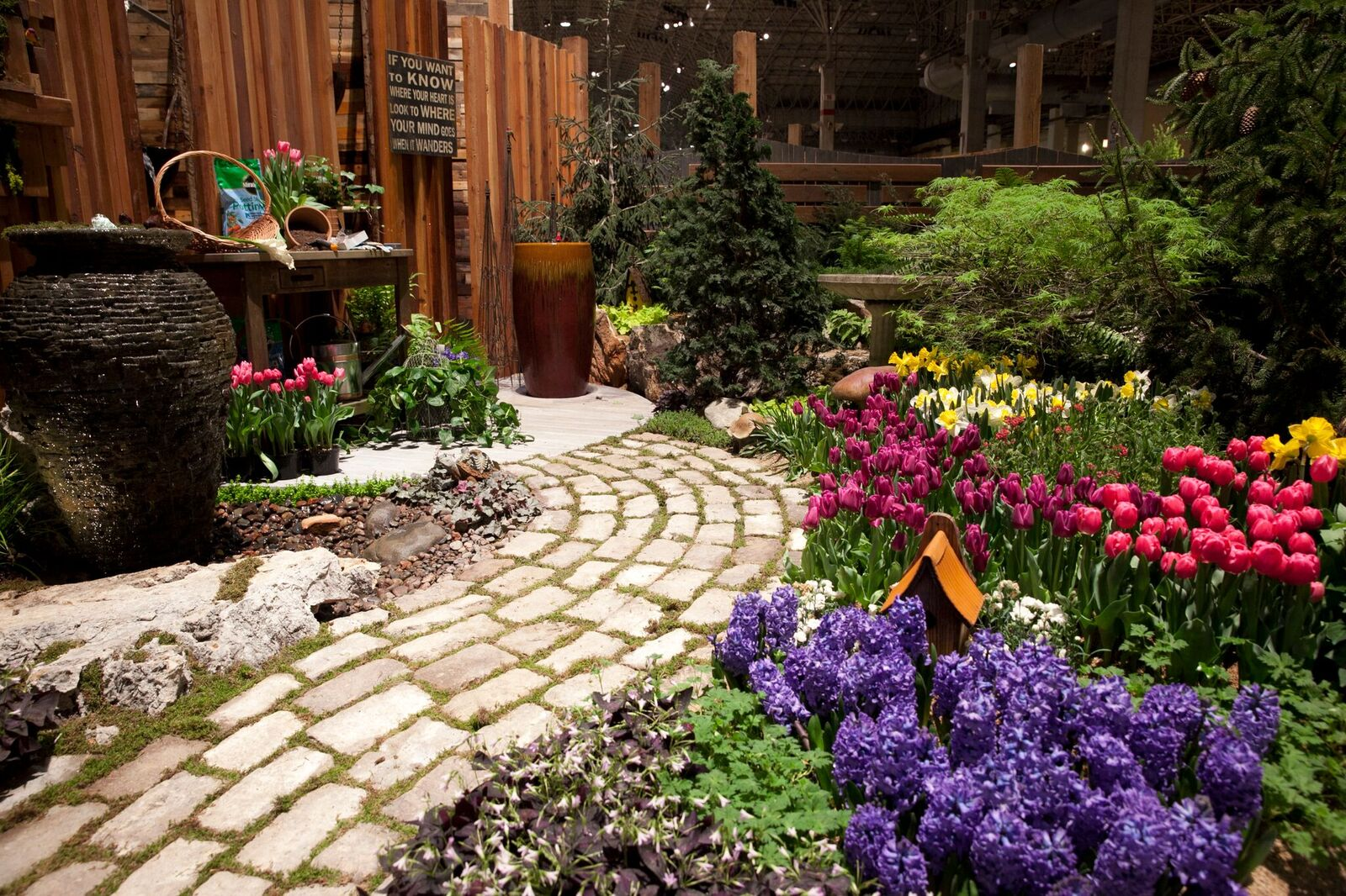 Chicago Home And Garden Show 2017 Chicago Flower And