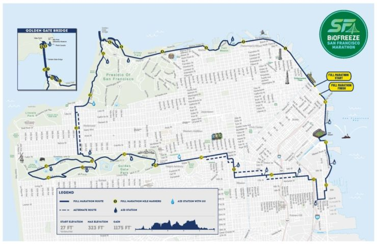 The San Francisco Marathon Parking Guide Rates Reservations More