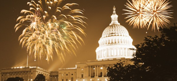 4th of July DC