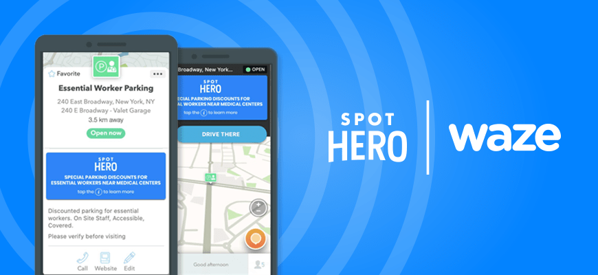 SpotHero-Waze-Campaign