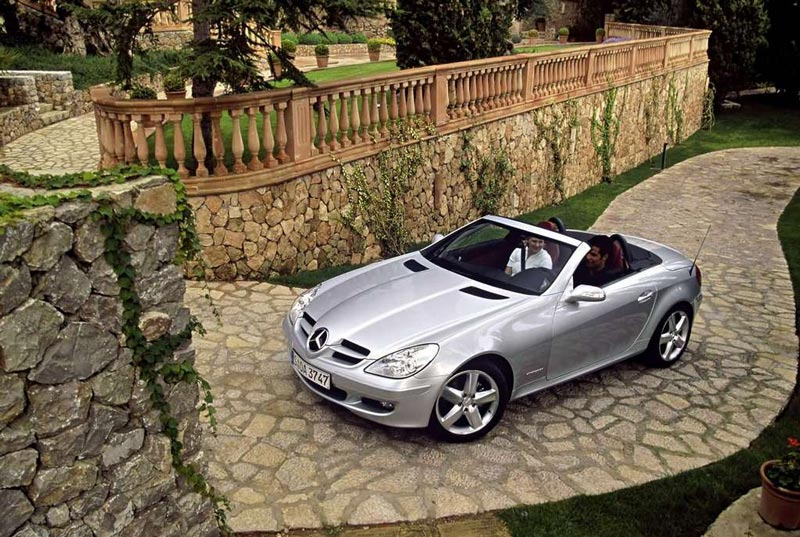 mercedes benz slk 200 r171. Black Bedroom Furniture Sets. Home Design Ideas
