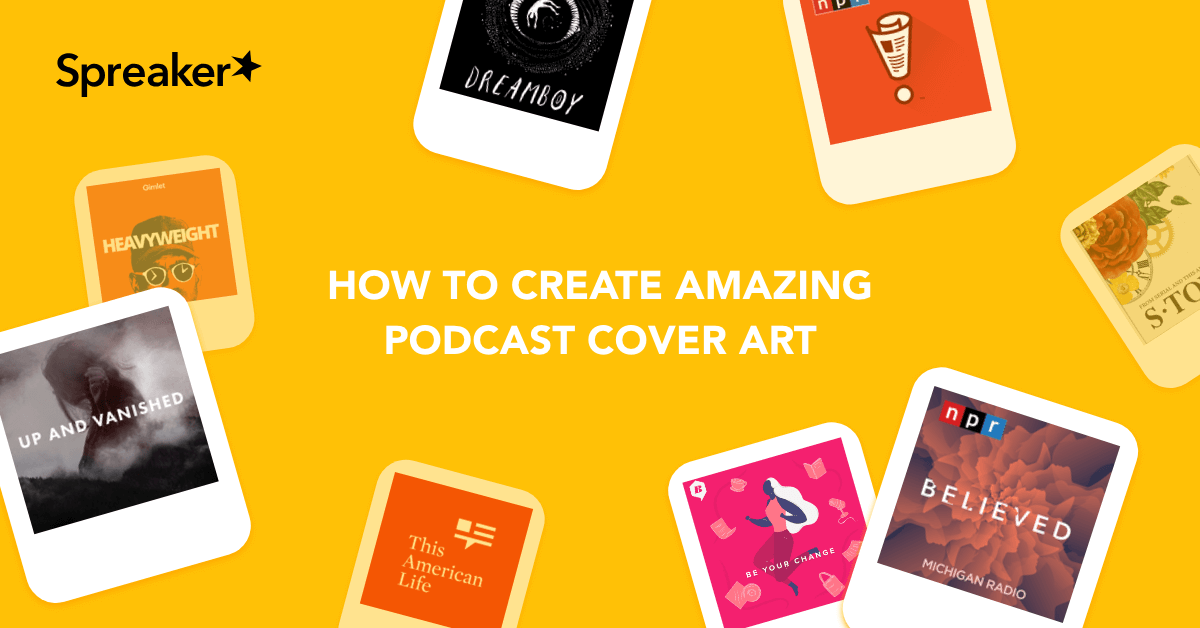How To Create Amazing Podcast Cover Art A Complete Guide