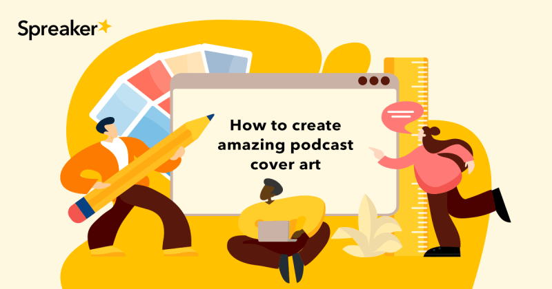 how to create amazing podcast artwork