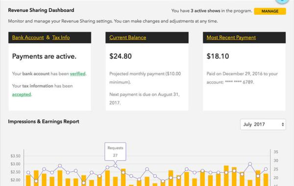 Spreaker's All New Revenue Sharing Program - Spreaker Blog