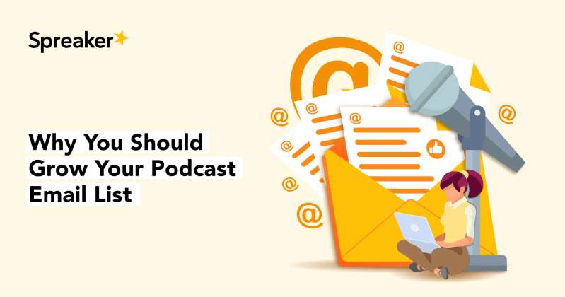 grow your podcast email list