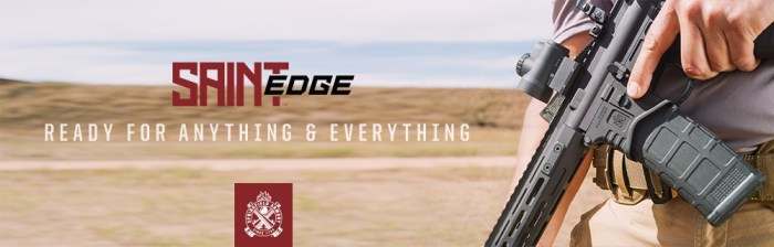 The SAINT Edge - Ready For Anything & Everything