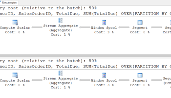 SQL SERVER - Adding Values WITH OVER and PARTITION BY 103-1
