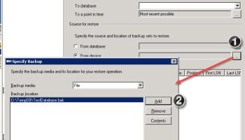 SQL SERVER - What is Wait Type Parallel Backup Queue? cast-error-01