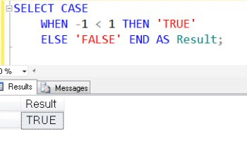 SQL SERVER - Denali - New Functions and Shorthand for CASE Statement iif2