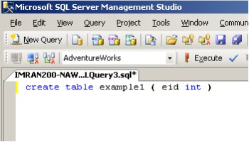 SQL SERVER - How to an Add Identity Column to Table in SQL Server im1