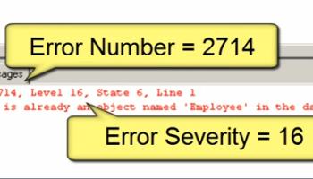 SQL SERVER - Fix : Error: 3902, Severity: 16; State: 1 : The COMMIT TRANSACTION request has no corresponding BEGIN TRANSACTION. j2p_27_2