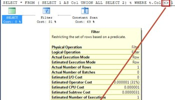 SQL SERVER - Simple Puzzle Using Union and Union All puzzunion4-1