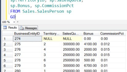 SQL SERVER - Export Data AS CSV from Database Using SQLCMD - SQL