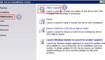 SQL SERVER - Unable to Run Maintenance Plan. Error: Integration Services Evaluation Period has Expired sql-expired-02