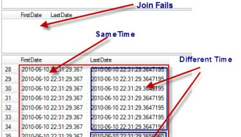 SQL SERVER - Difference Between GETDATE and SYSDATETIME sysget