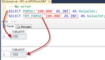 SQL SERVER - Denali - New Functions and Shorthand for CASE Statement tryparse