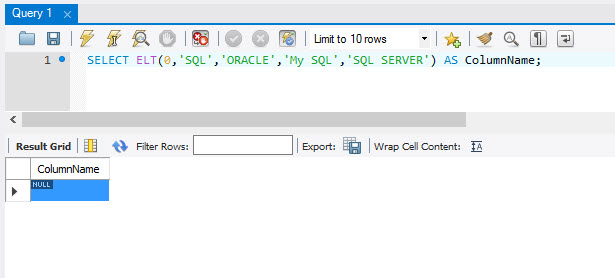 MySQL - ELT() and FILED() Functions to Extract Index Position From List mysql-index-position2