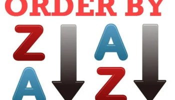 SQL SERVER - Weekly Series - Memory Lane - #048 orderbyazza