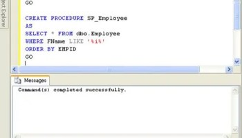 SQL SERVER - Rename Database to New Name Using Stored Procedure by Changing to Single User Mode sp_createProcedure