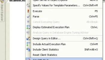 SQL SERVER - sqlcmd vs osql - Basic Comparison sqlcmd_ex