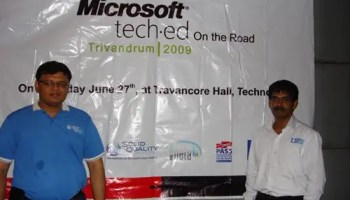 SQLAuthority News - TechEd on Road Ahmedabad June 20, 2009 - An Astounding Success K-mug5