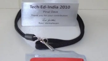 SQLAuthority News - Today is First April - April Fool's Day TechEdIndia-26