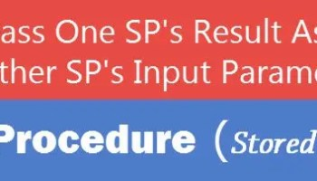 Fastest Way to Display Code of Any Stored Procedure - Interview Question of the Week #094 spparamsp