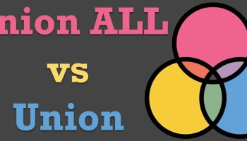 SQL SERVER - Return Specific Row to at the Bottom of the Resultset - T-SQL Script unionallvsunion