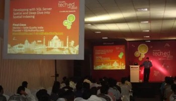 SQL SERVER - Create Table From Another Table TechEdIndia-16