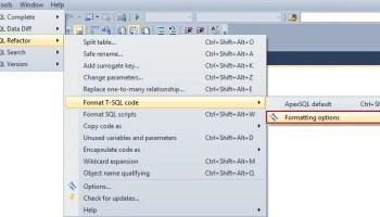 SQL SERVER – Free intellisense add-in for SSMS image001-3