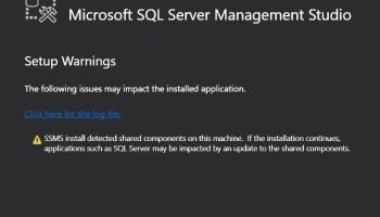 SQL SERVER - Installing SQL Server Management Studio 2016 - Step by Step ssms-setup-01